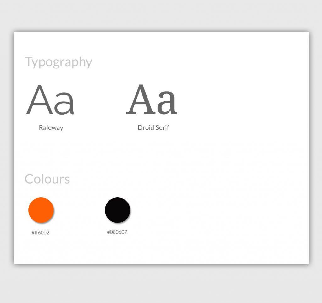 style-guide-digital-agency-website-ui-design