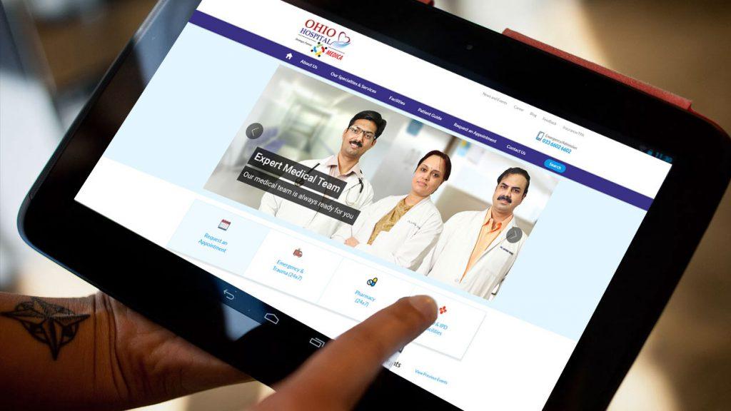 Hospital-Website-Design-Place-Holder
