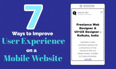 Improve-User-Experience-Mobile-Website-sanjaydey