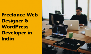 Freelance Web Designer & WordPress Developer in India