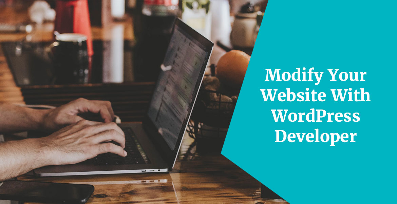 Modify-Your-Website-With-WordPress-Developer