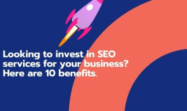 10 benefits SEO services business