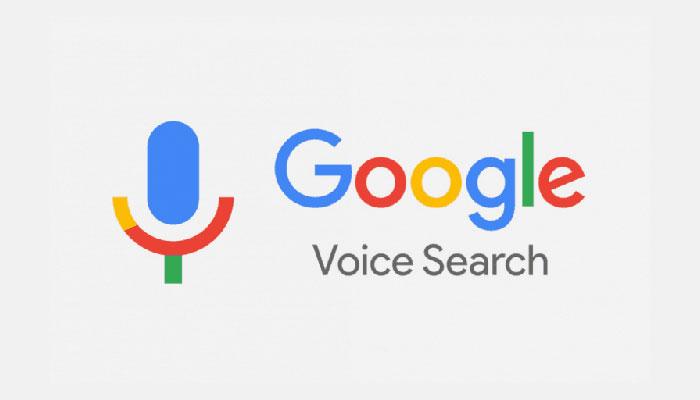 UX UI Design Voice Search