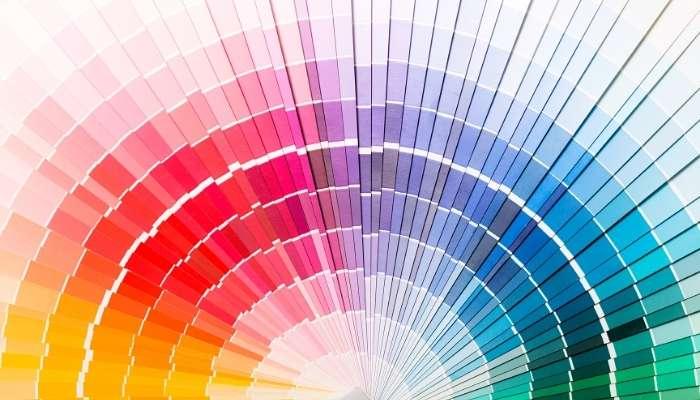 Web Designing 10 Principles color