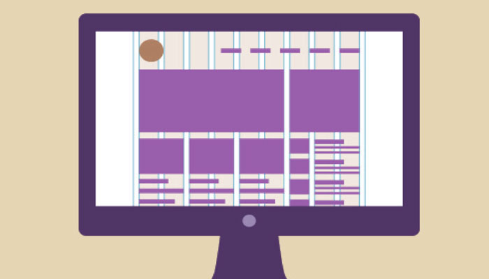 Web Designing 10 Principles grid
