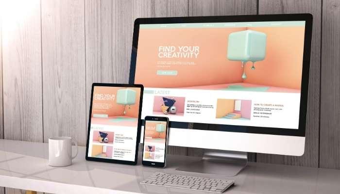 Web Designing 10-Principles responsive web design
