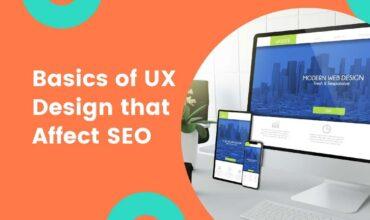 Basics of UX Design that Affect SEO